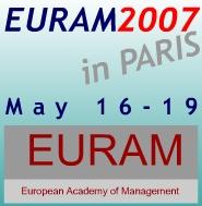 EURAM 2007 in Paris